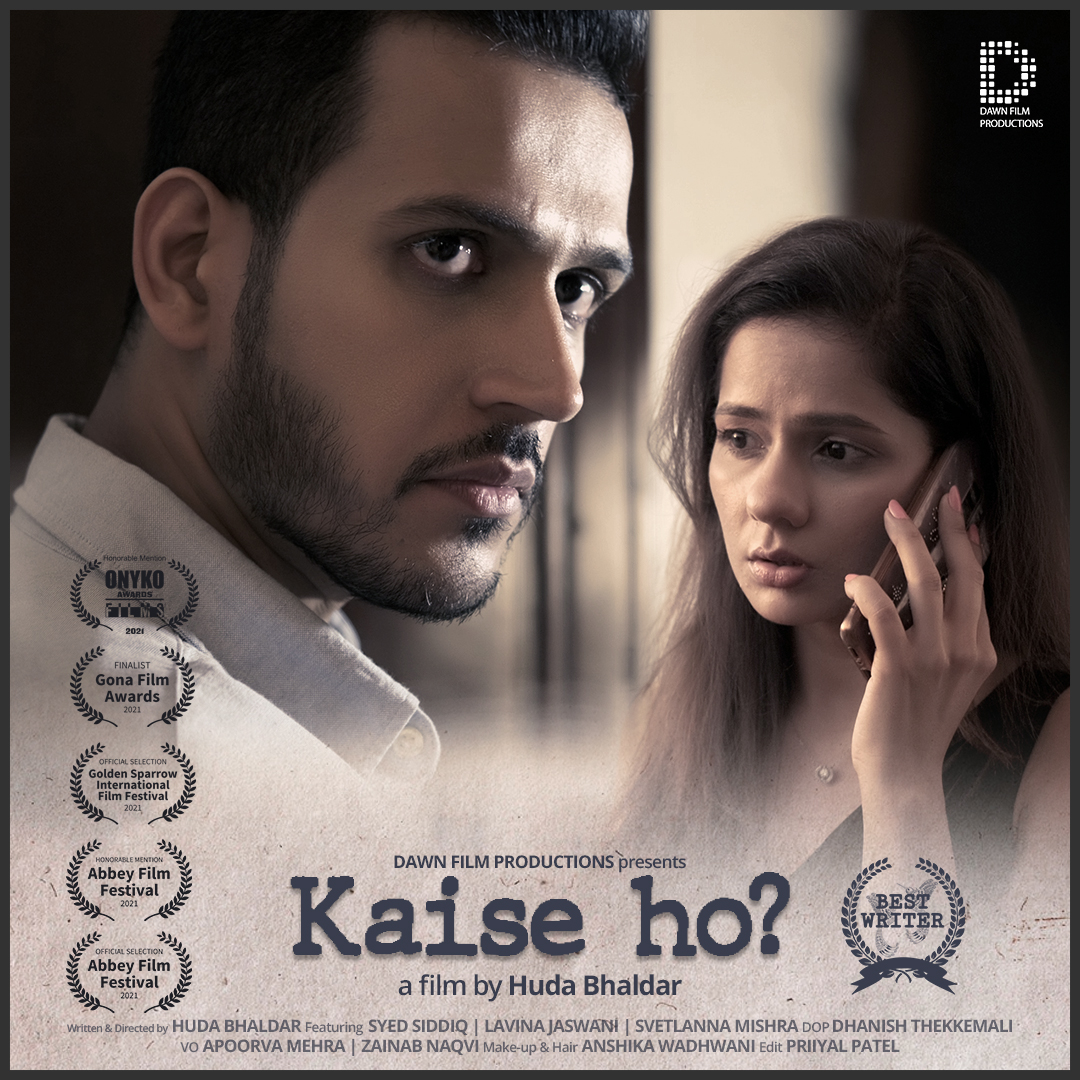 Theatre artists showcase their talent in the award winning short film 'Kaise Ho' releasing in Dubai!