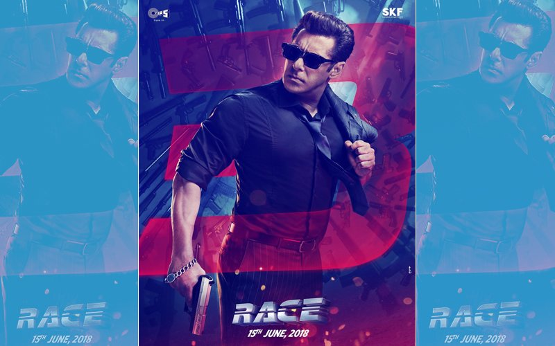 Watch Salman Khan's Leaked Action Scene From 'Race 3'