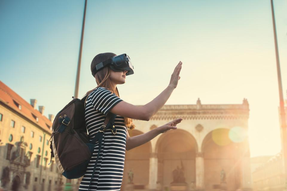 Is virtual reality tourism about to take off?