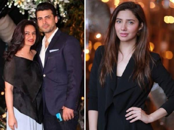 Fawad Khan Rings In Wife Sadaf's 35th Birthday In Lahore !!