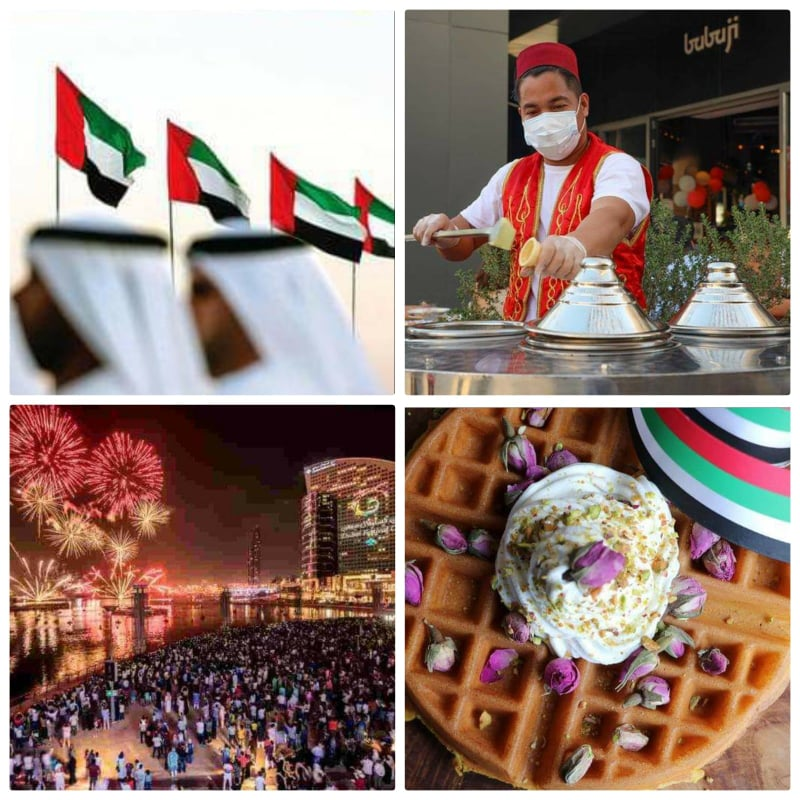 Where to celebrate UAE National Day 2020 in Dubai!!