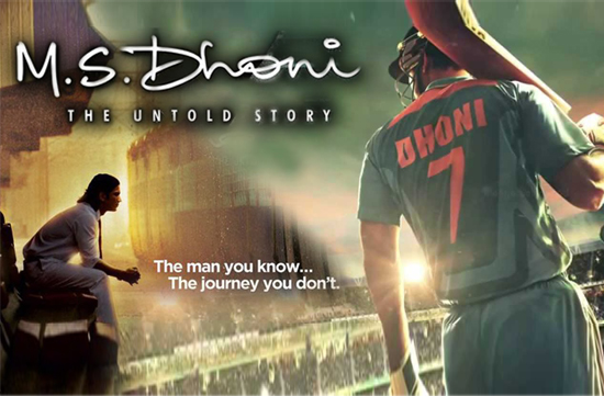 M.S. Dhoni- The Untold Story - Movie Review