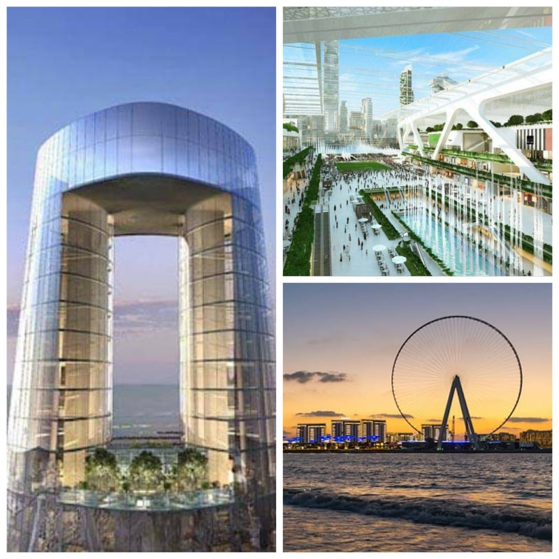 Checkout These record-breaking attractions opening soon in Dubai!!