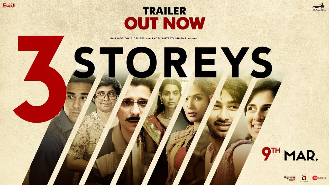 Public Review Of The Movie '3 Storeys'
