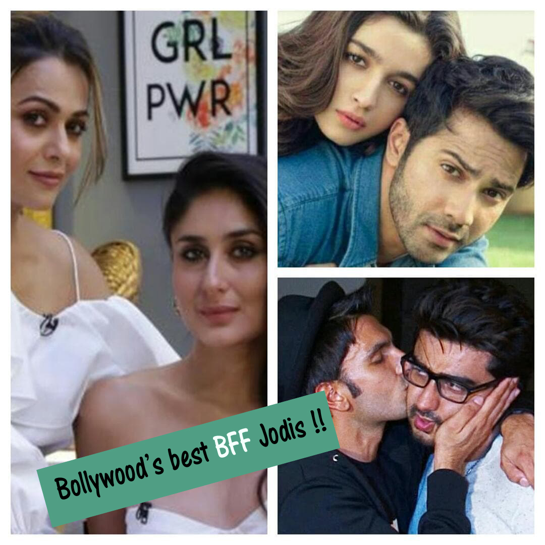 Friendship Day 2019 !! Bollywood celebs and their famous BFF Jodis !!