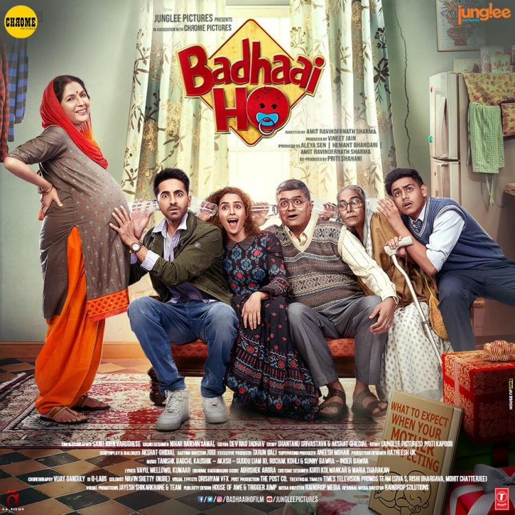 Badhaai Ho Lives Up To The Expectations, Honest Public Review !!