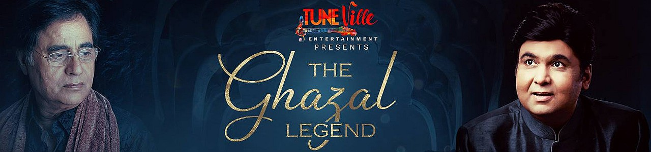 The Ghazal Legend Live With Tauseef Akhtar !!