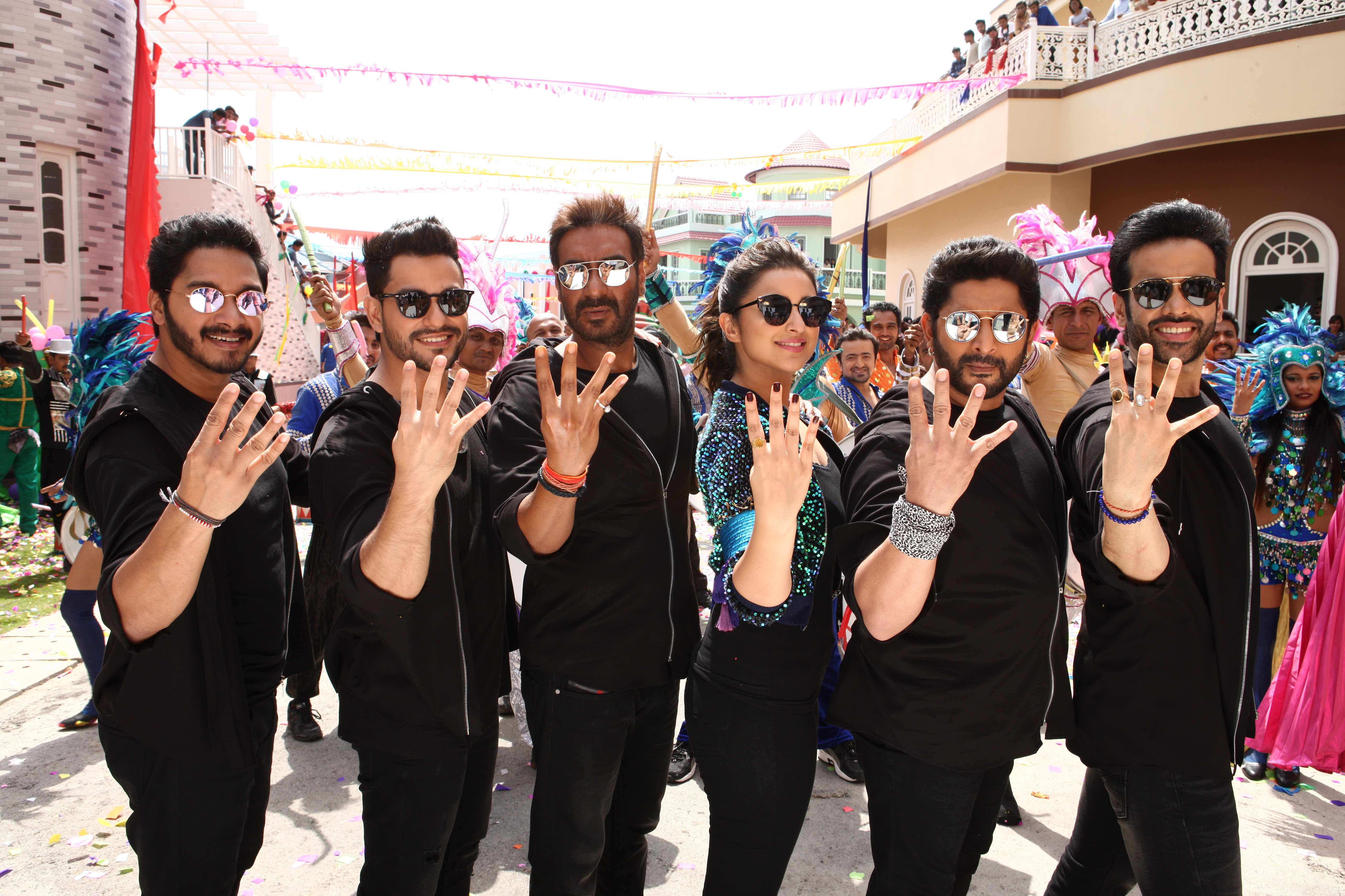Rohit Shetty's turns to be inspirational for the Golmaal Again Actors
