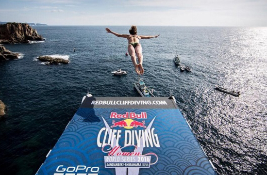 The Red Bull Cliff Diving World Series Finale is Coming to Dubai!