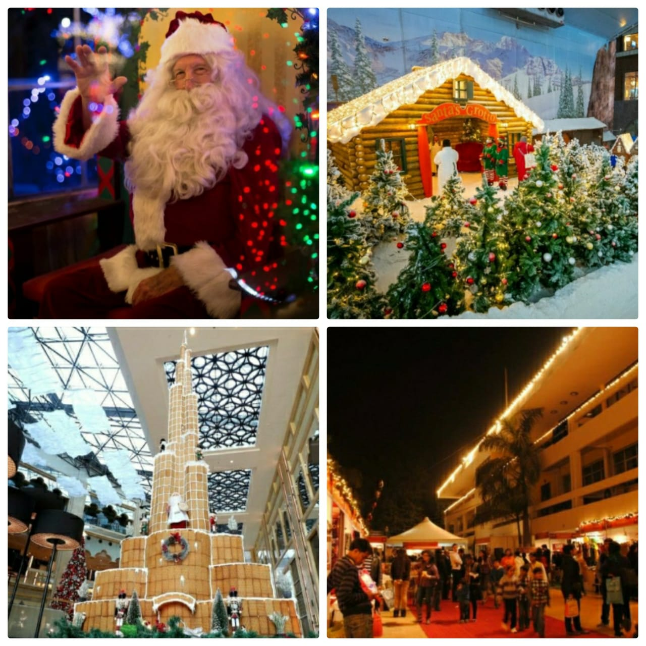 5 Ways You Can Enjoy The Christmas Festivities for FREE in Dubai!!