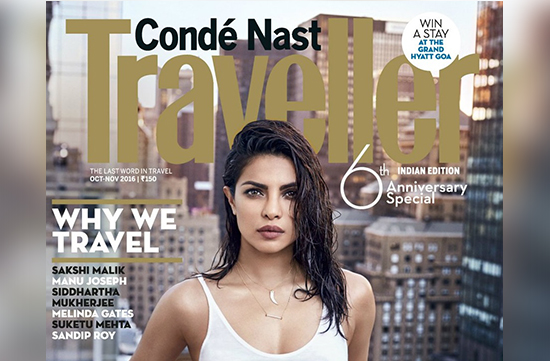Priyanka Chopra apologizes for wearing 'insensitive' shirt for magazine cover photo