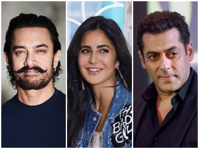 When Aamir Khan Made Katrina Kaif Sing 'Dil Cheez Kia Hai' For Salman Khan !!