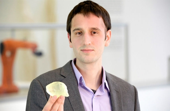 Apple Hires Man Who 3D-Printed His Brain Tumour