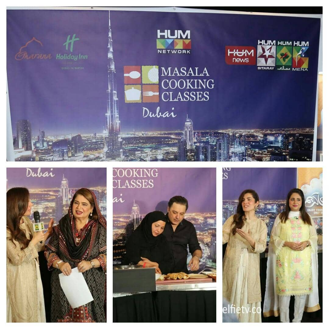 An Extravagent Event !! Masala Family Festival & Cooking Classes In Dubai !!