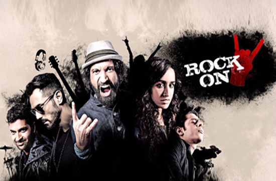 Rock On 2 - Movie Review