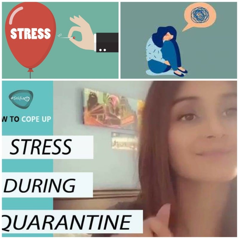 Best Tips To Fight Stress & Anxiety During Quarantine!!!