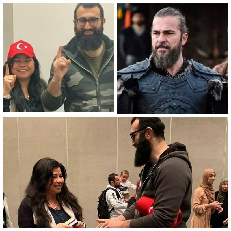 Watch Video!! A Mexican Couple Converted To Islam After Watching Dirilis Ertugrul!!