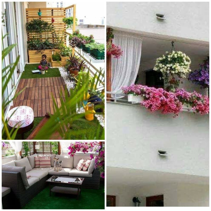 12 cool Balcony Ideas You need to start Following now!!!