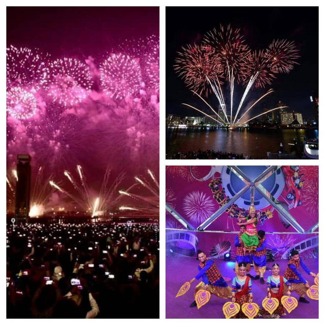 Diwali In UAE !! Best places to watch the fireworks!!