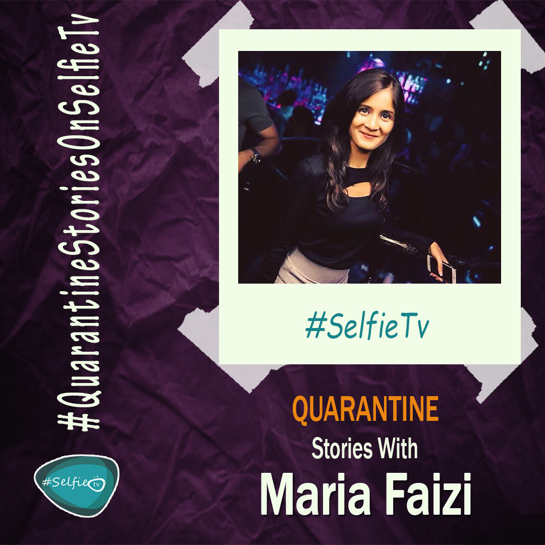 How You Can Spend Your Quarantine Time? Hear The Story On Selfie TV!!