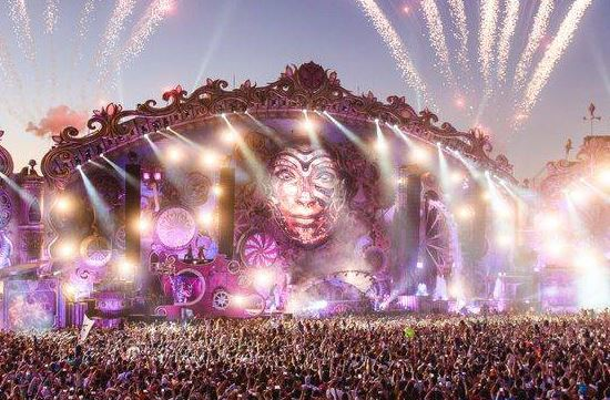 Tomorrowland is coming to Dubai in July