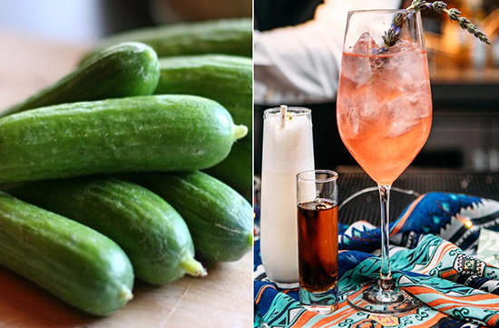 Dubai Cucumber Day Will Get You Free Drinks