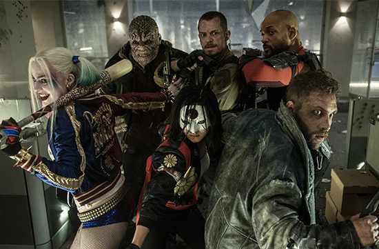 SUICIDE SQUAD IS TOO ALL OVER THE PLACE TO REALLY LAND (REVIEW)
