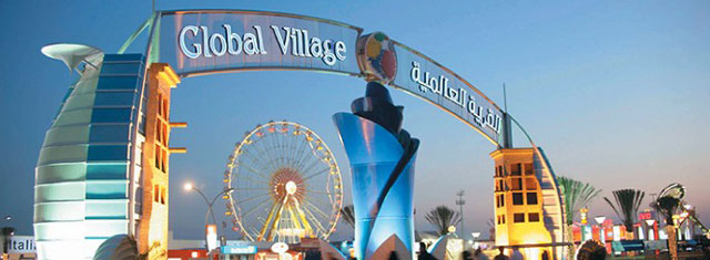Get Ready for the grand opening Of Global Village on 1st of November