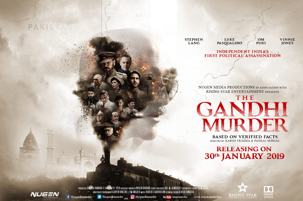 The Gandhi Murder- A Film About The Insights Of The Much Controversial Gandhi's Assasination In 1948 !!
