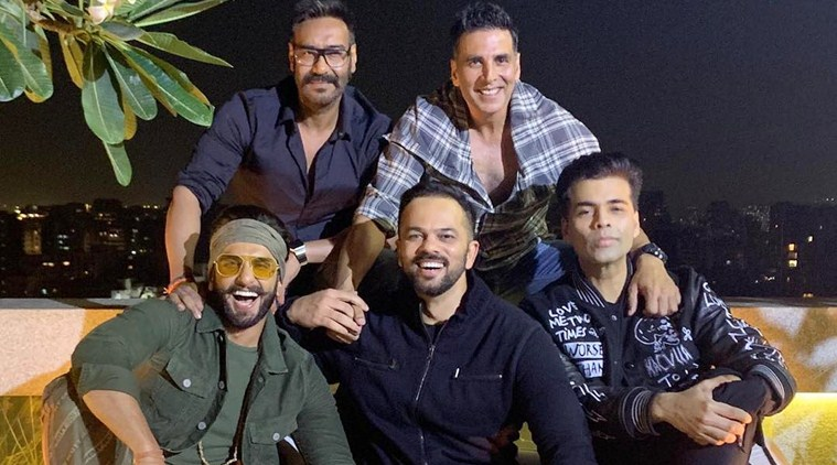 Simmba Success Party Bash In Pictures !!