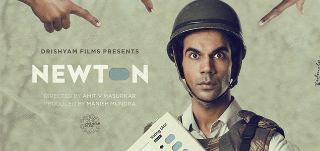 'Newton' Becomes India's Official Entry To The Oscars