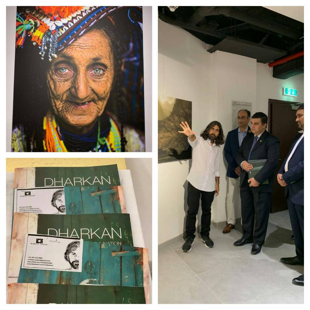 Mobeen Ansari's First Photography Exhibition - Checkout the Amazing Pictures from the event!!