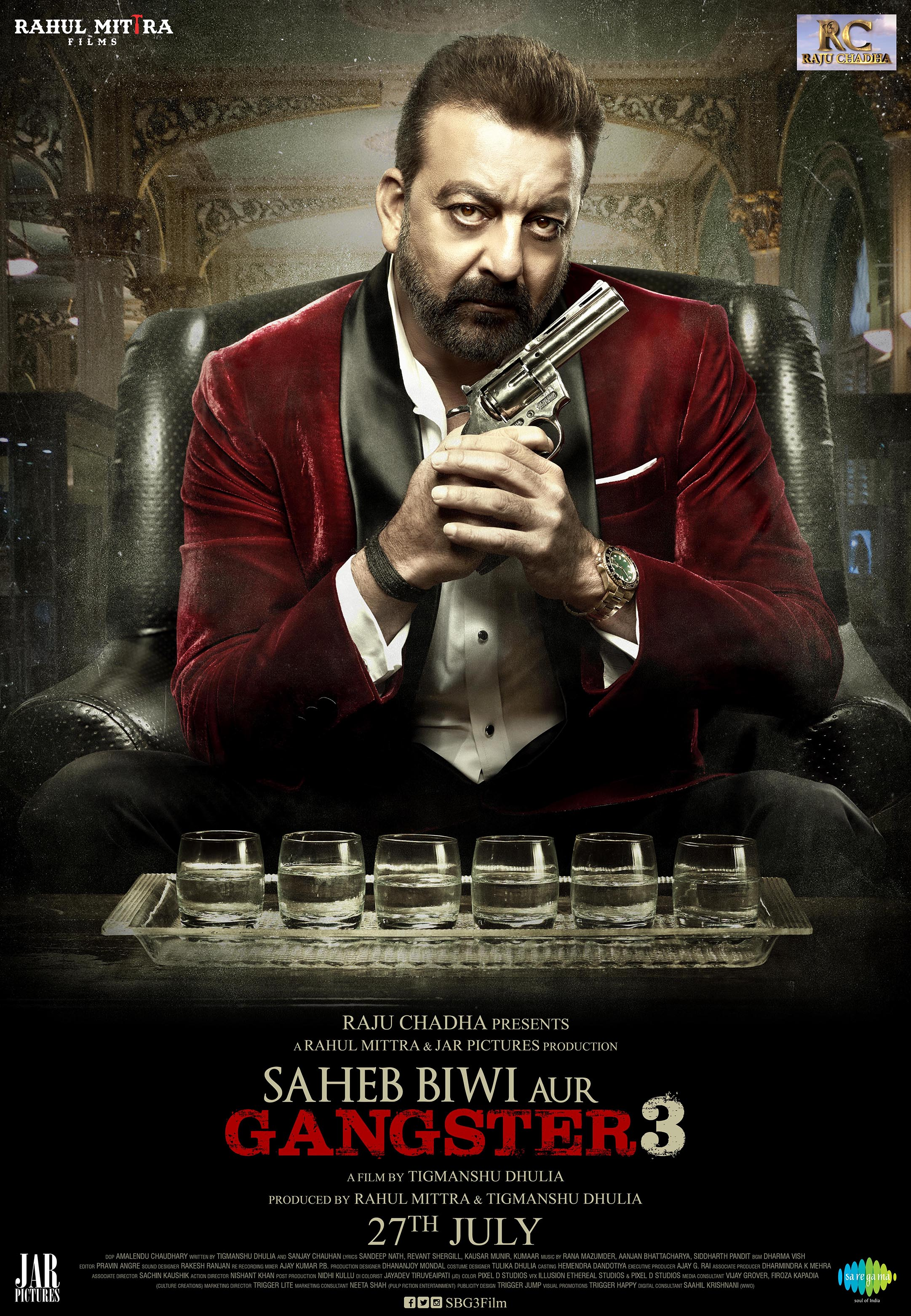 Sahib , Biwi Aur Gangster 3 By Box Office Events !!