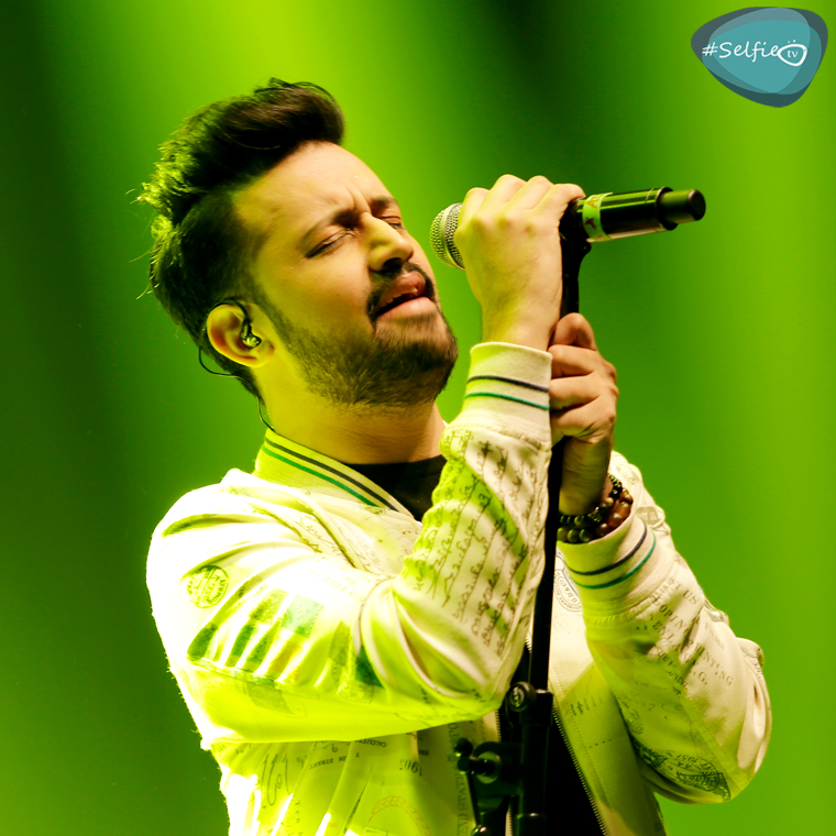Atif Aslam Live in Dubai for Valentines