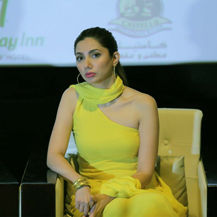 Pakistani Movie 'Superstar' Press Conference In Dubai !!